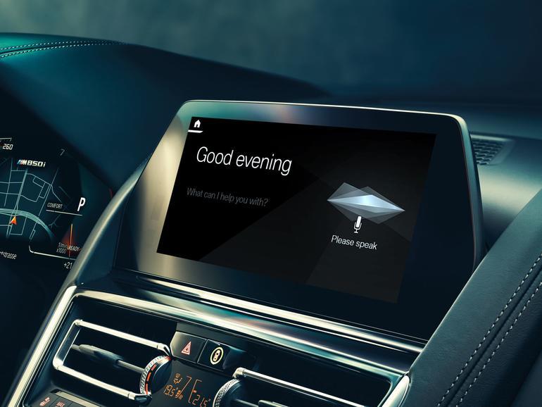 Auch BMW arbeitet an einem eigenen Sprachassistenten