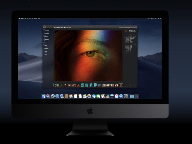 macOS Mojave: So legen Akzentfarben für Ihre Menüs fest