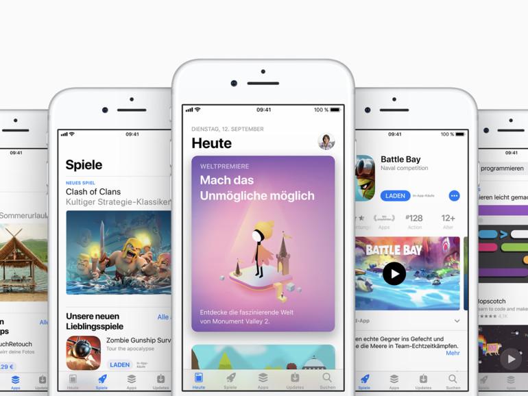App Store: Neue Richtlinien sollen ab Oktober mehr Datenschutz bringen