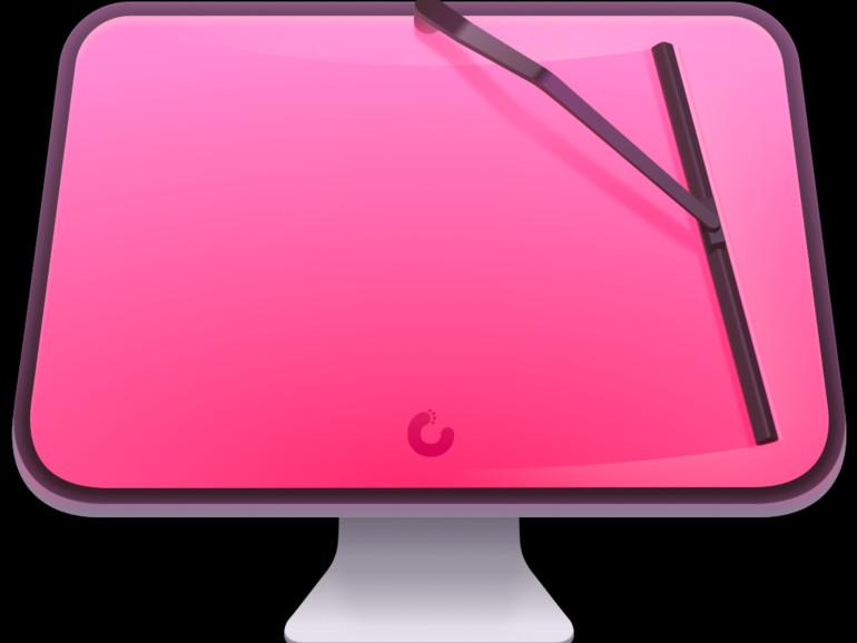 Das neue Icon von CleanMyMac X.
