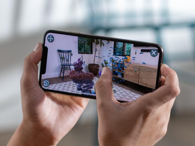 Augmented Reality ist eines von Apples Steckenpferden geworden