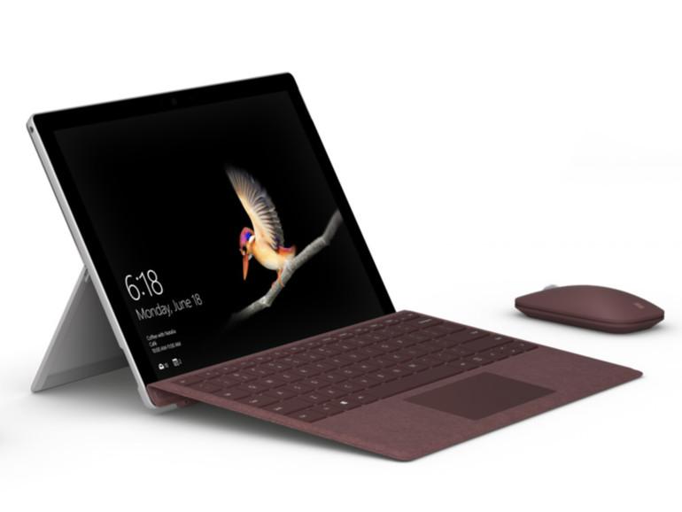 Das Surface Go ist höchstwahrscheinlich nicht das einzige Tablet, das Microsoft 2018 gegen iPad & Co. ins Rennen schickt.