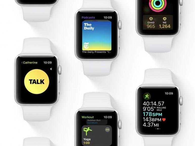 watchOS 5 bringt neue Funktionen