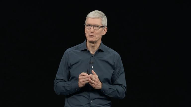 Tim Cook betet HomePod-Features herunter