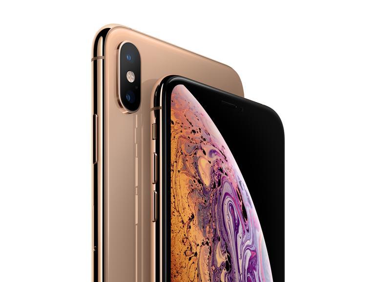 iPhone XS und XS Max