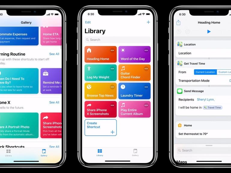 Siri Shortcuts App