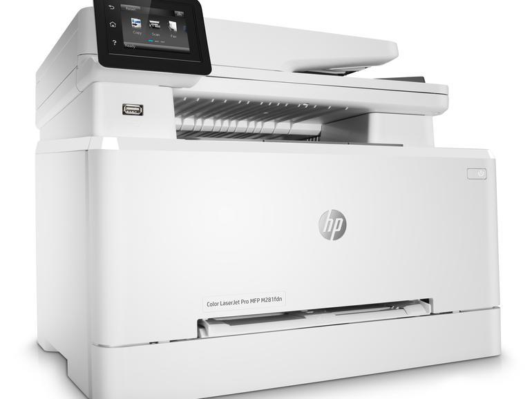 HP Color LaserJet M281fdn