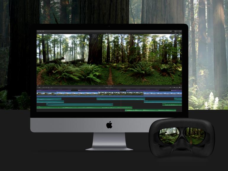 macOS Mojave: Final Cut Pro X erhält offizielle eGPU-Unterstützung