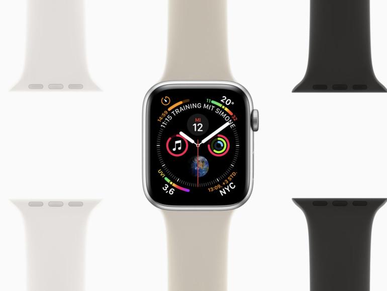 Universeller Anschluss spart Kohle: Die Armbänder lassen sich weiterhin mit allen Apple-Watch-Modellen nutzen.