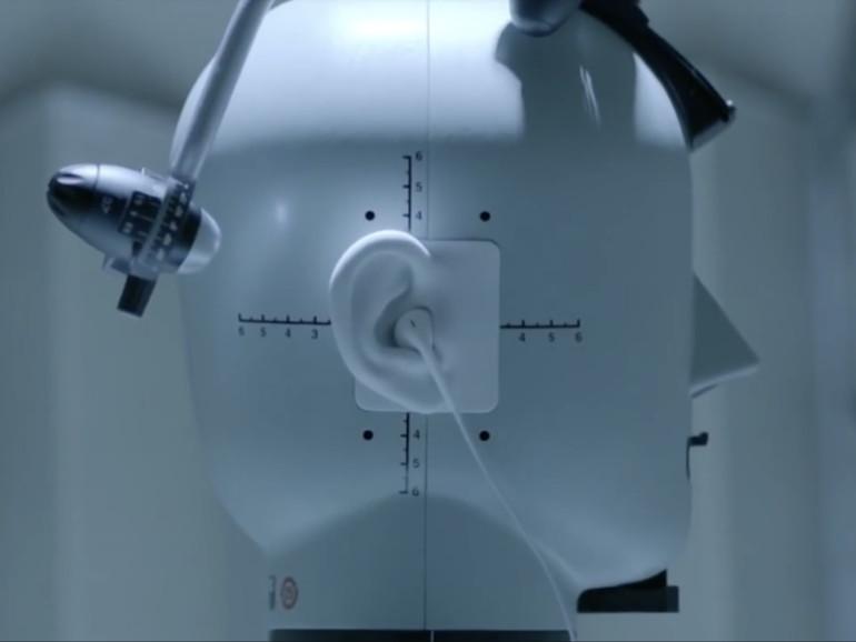 Apple maß die Ohren vieler tausend Personen aus, um den optimalen Tragekomfort der EarPods zu gewährleisten