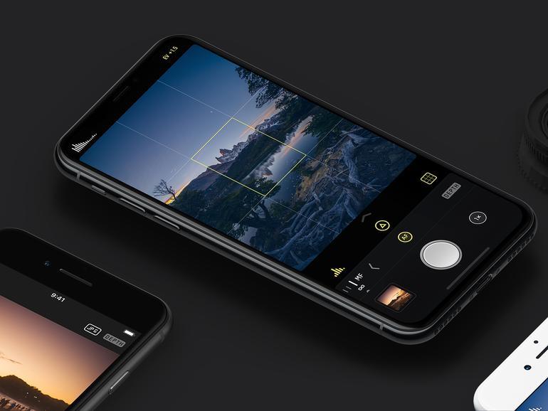 """Beliebte Kamera-App """"Halide"""" jetzt mit """"Smart RAW"""" und anderen neuen Funktionen verfügbar"""