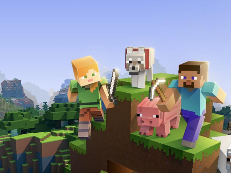 Minecraft für Apple TV wurde eingestellt