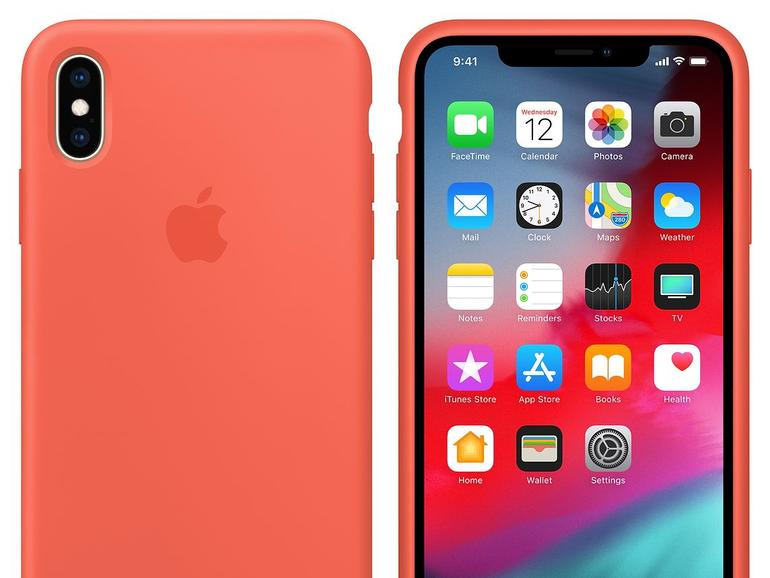 iPhone XS (Max) Silikon Case