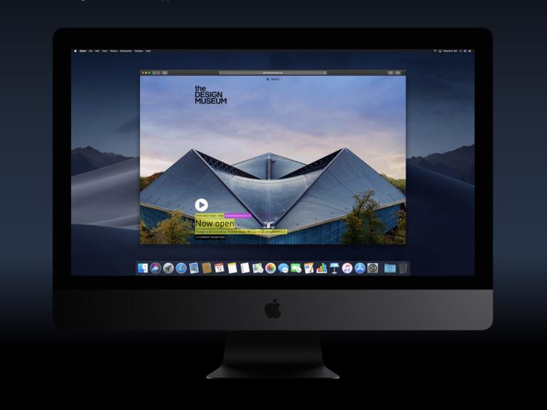 Passen sich Websites bald an Apples Dark Mode an?