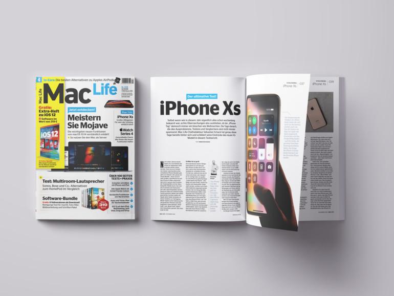 Der große Test zum iPhone Xs