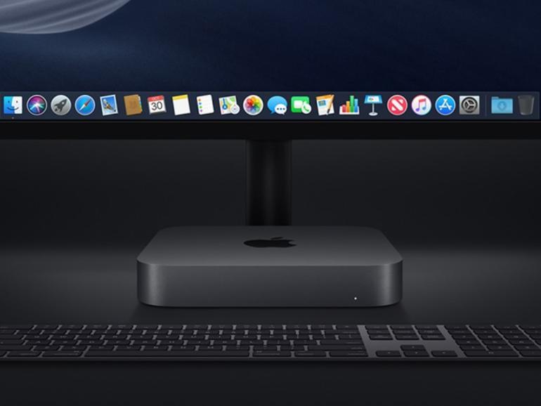Erster Mac Mini Benchmark erschienen
