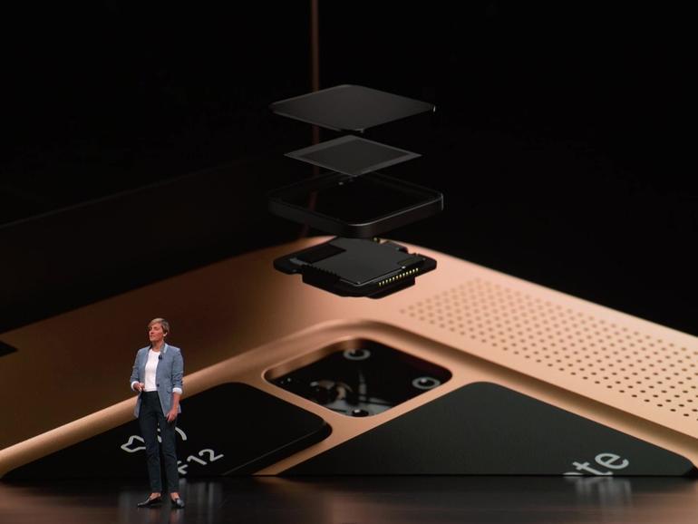 Touch ID auf dem MacBook Air präsentiert von Laura Lagrove