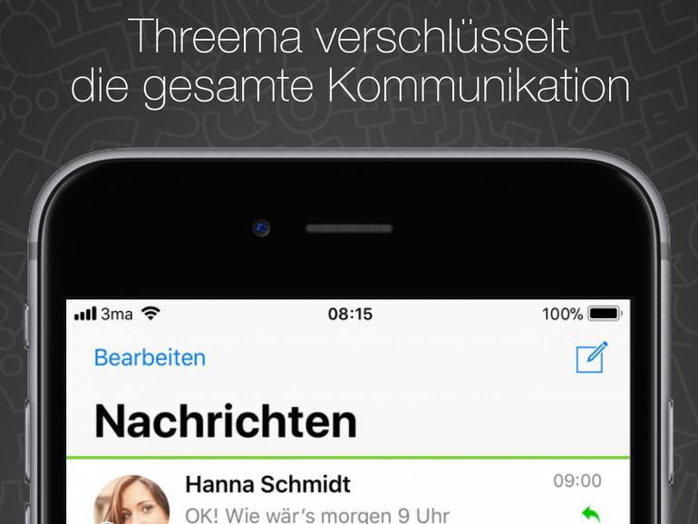 Threema für iOS