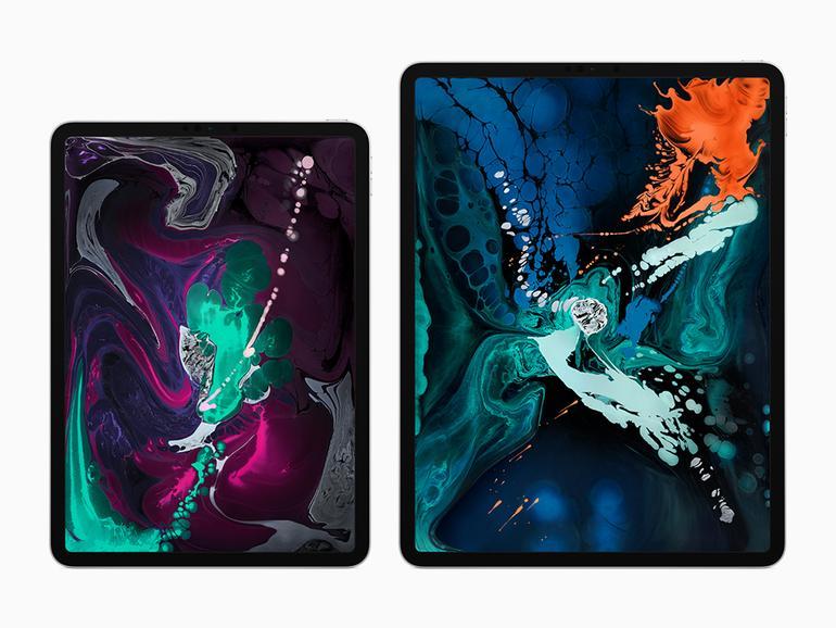 iPad Pro mit 11 und 12,9 Zoll Display-Diagonale