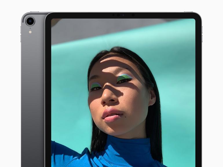 iPad Pro mit Face ID