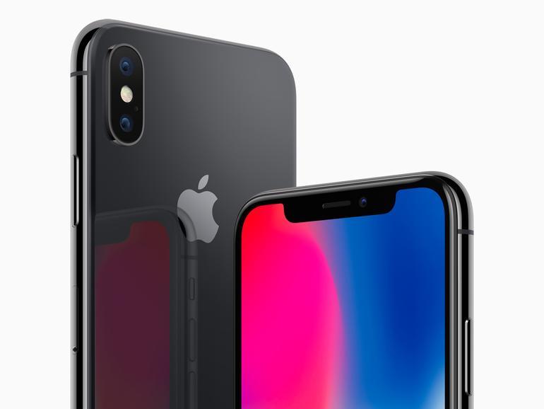 iphone x registrieren