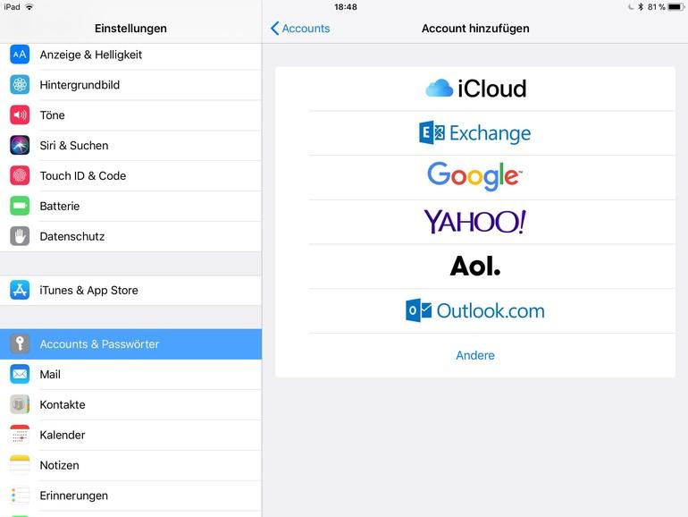 E-Mails auf dem iPad: Apple Mail, Inbox oder Spark?