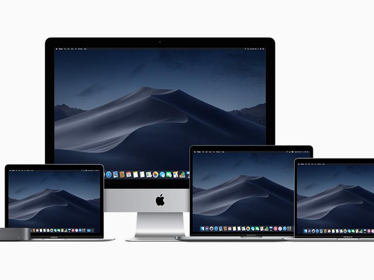 Apples aktuelle Macs, auf denen Sie mit iMovie schnell gute Ergebnisse beim Videoschnitt erzielen