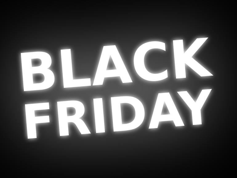 Die besten Deals zum Black Friday
