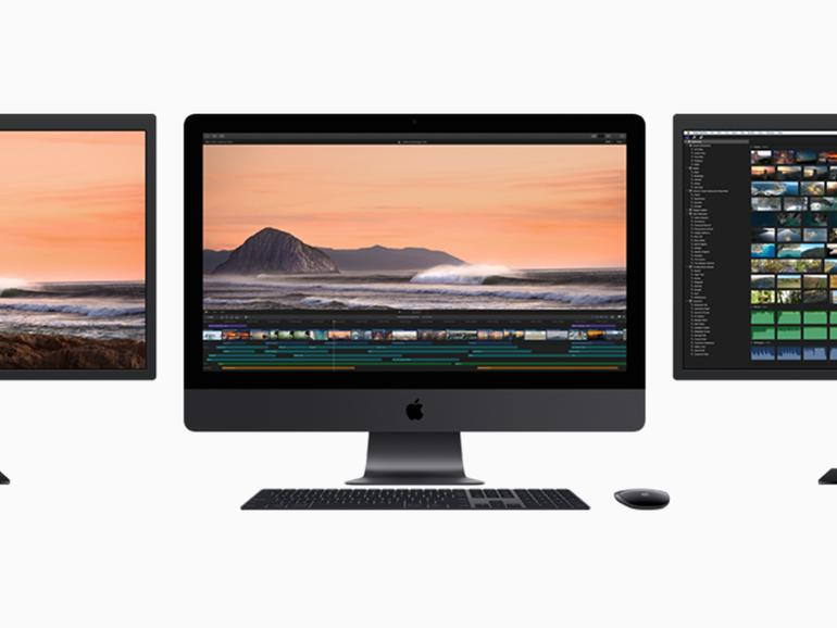Nach fast einem Jahr mit dem iMac Pro ist klar: Der Rechner ist verlässlich, schnell und schick. Aber in mancher Hinsicht hätte ich mehr erwartet.