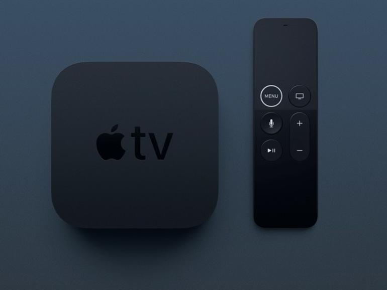 Amazon verkauft das Apple TV wieder