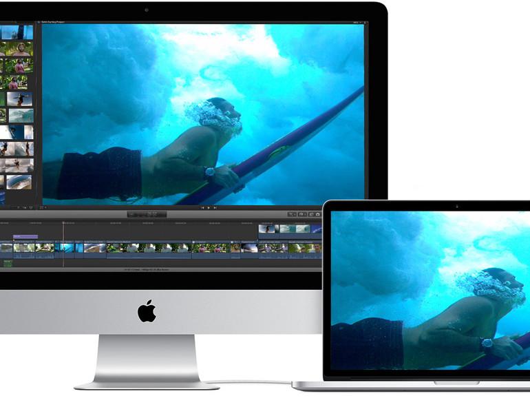 Den iMac als Monitor zweckentfremden