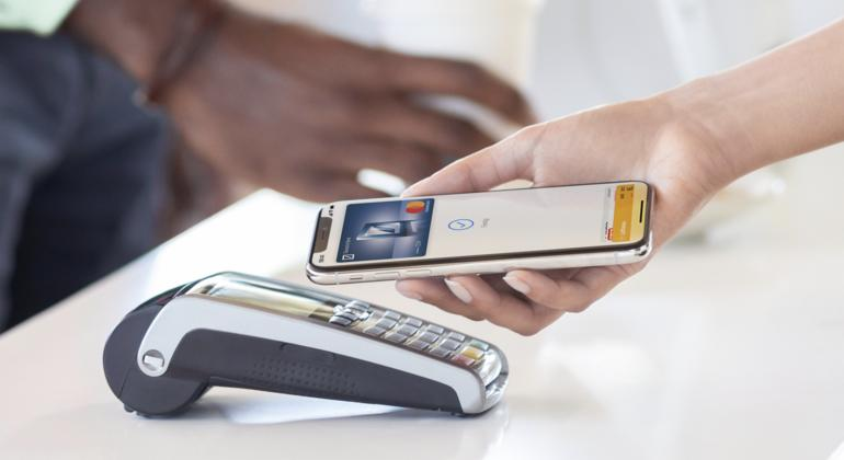 So richten Sie Apple Pay am iPhone und iPad ein