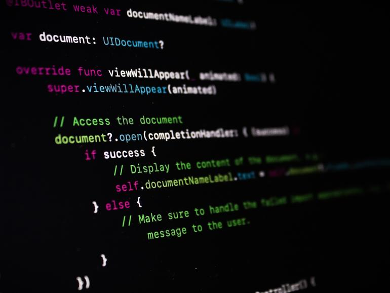 Quellcode im Editor