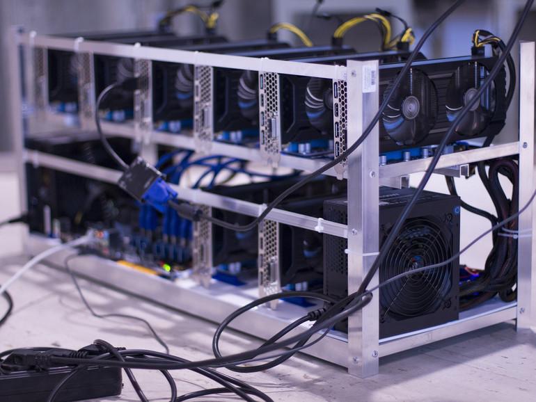 Spezielle Mining-Hardware für Kryptowährungen