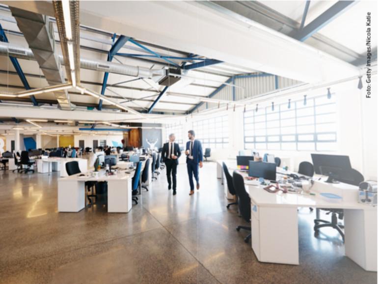 Fit für die Zukunft mit administrativer Digitalisierung