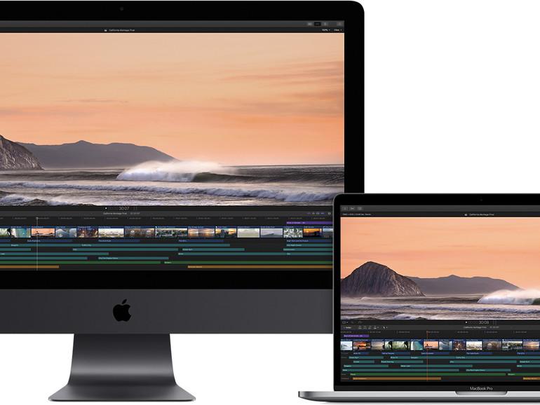 Videoschnitt am Mac