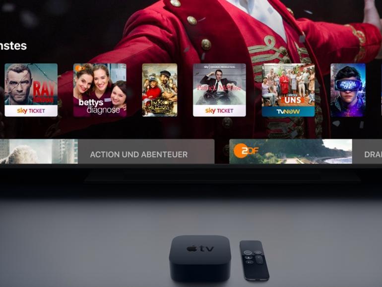 Apple veröffentlicht tvOS 12.1.1.1