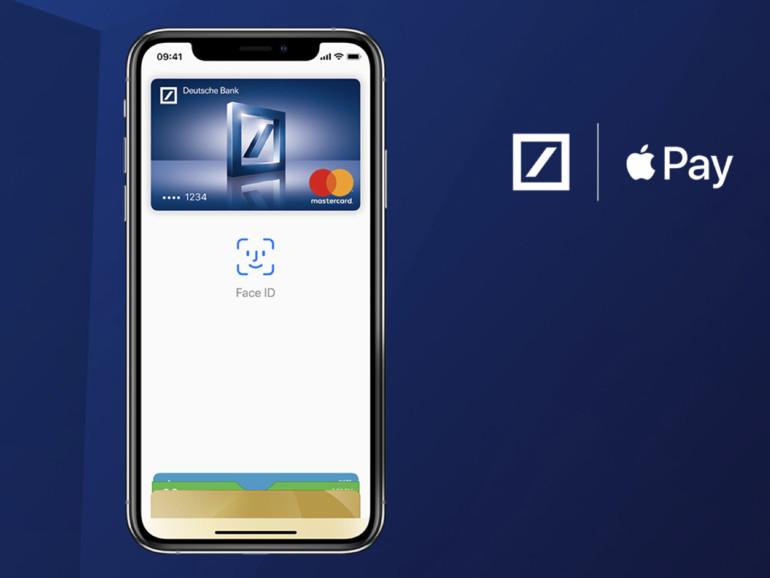 Deutsche Bank & Apple Pay: Kunden erhalten bei Aktivierung einen iTunes-Gutschein