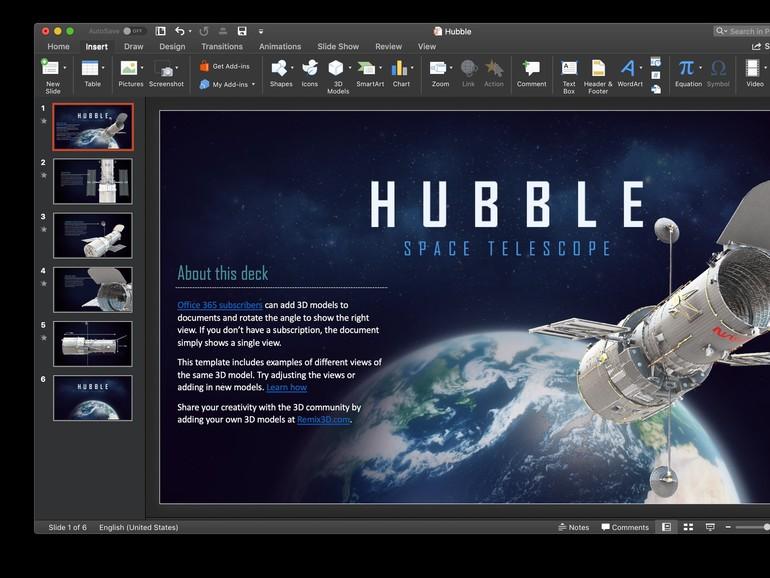 Microsofts Office-Apps ab sofort mit Dark Mode und mehr Mojave-Features