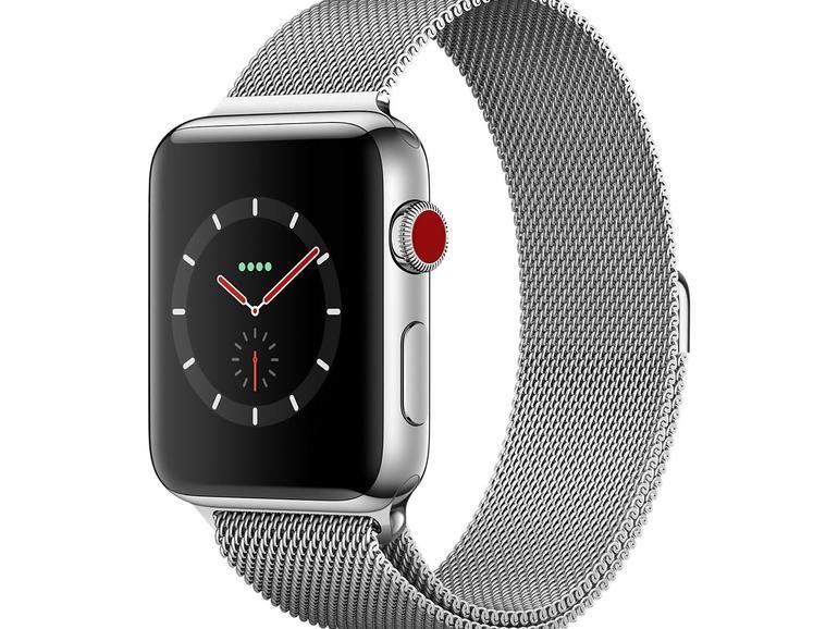 Verbindungen Der Apple Watch Flugmodus Und Bluetooth