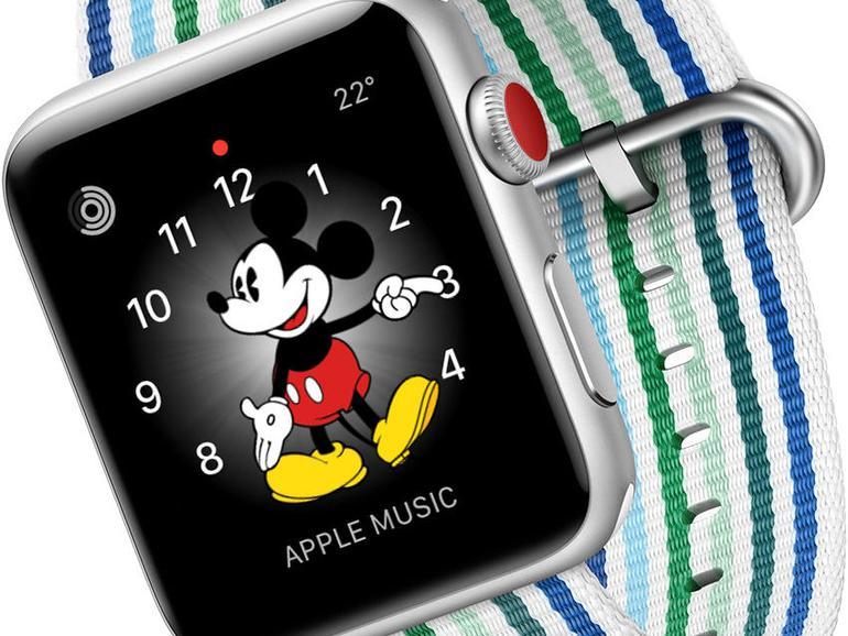 Eine Stärke der Apple Watch ist die große Auswahl der Zifferblätter und deren Anpassungsmöglichkeiten. Da sollte für jeden Geschmack etwas Passendes dabei sein.