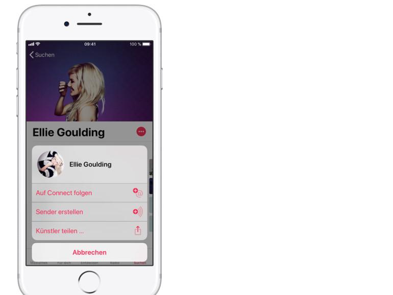 Connect ist ein weiterer Fehlversuch von Apple ein soziales Netzwerk an den Start zu bringen ...