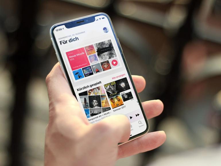 Apple Music: So deaktivieren Sie den Hörverlauf auf iPhone, iPad und HomePod