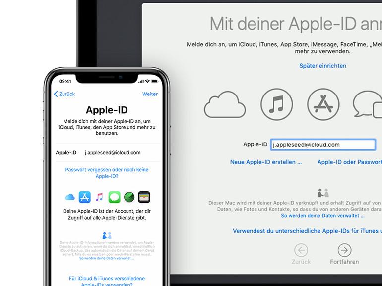 Neue apple id ändern iphone 6
