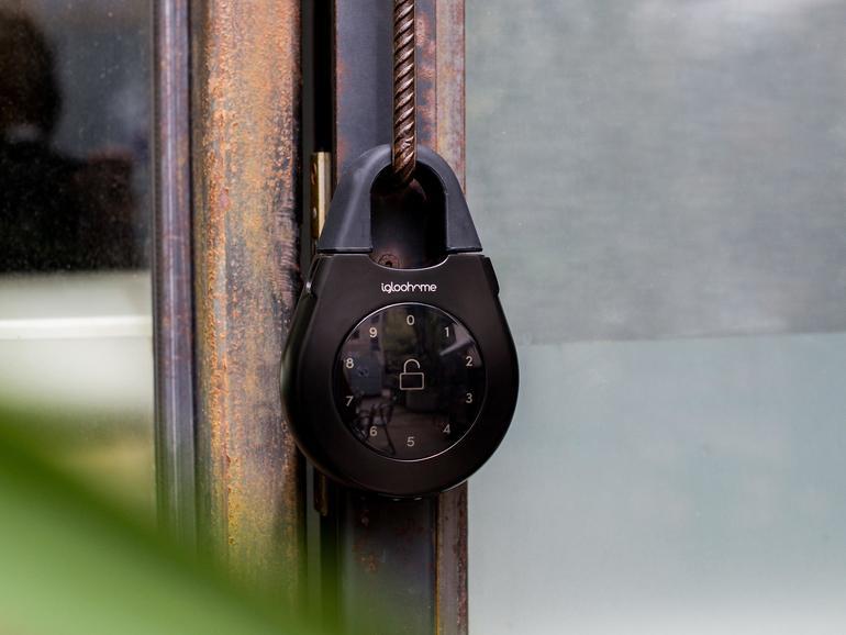 Die Keybox2 ist ein praktischer Safe für den Schlüssel zu Ihrem Ferienhaus.
