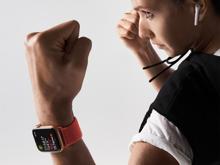 Apple Watch als Fitnesszubehör