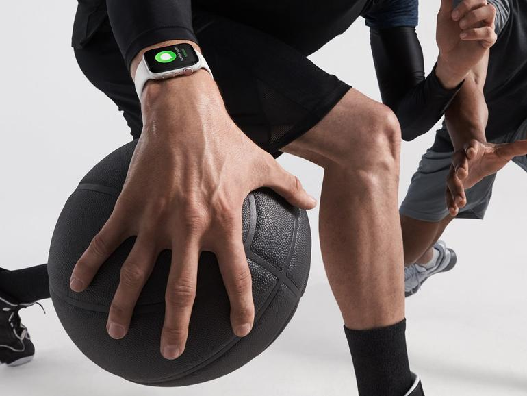 Fit ins neue Jahr mit der Apple Watch