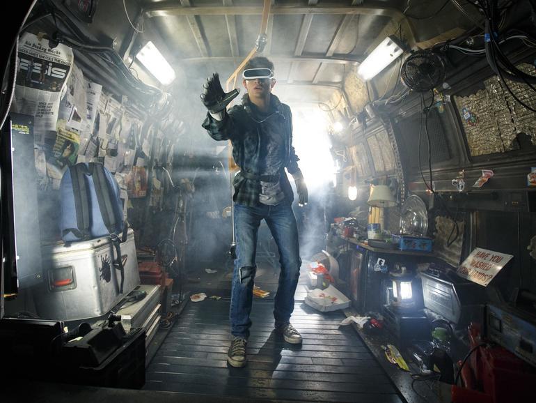 Schöne neue Welt: Im neuen Blockbuster von Steven Spielberg werden virtuelle Welten zur neuen Realität.