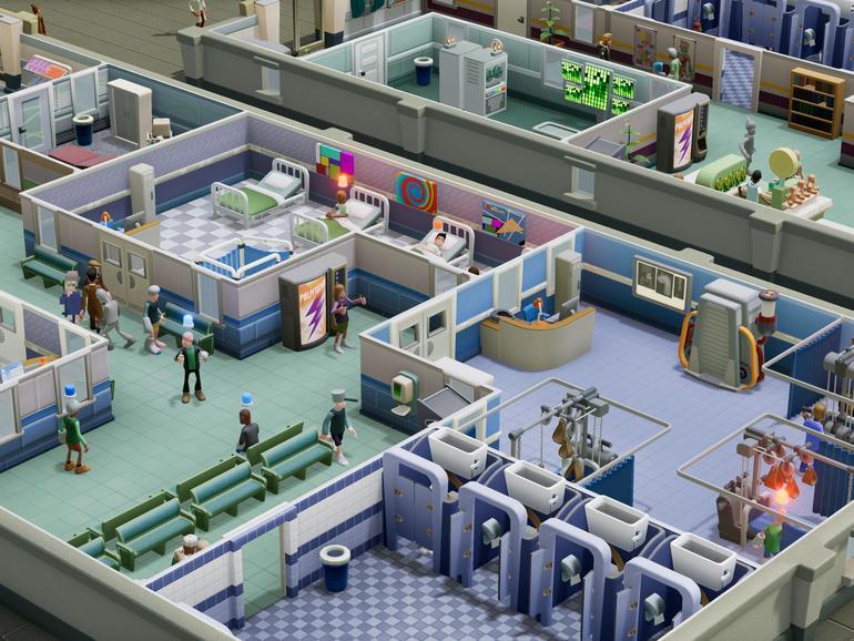 Der Nachfolger zu Theme Hospital findet den Weg auf den Mac.
