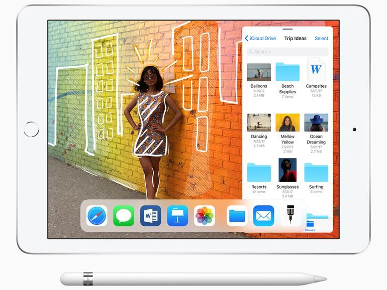 Was tun, wenn sich das iPad nicht einschalten lässt?